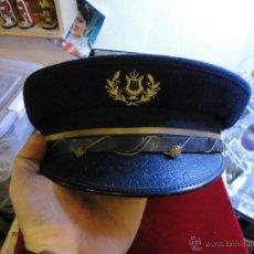 Militaria: GORRA MUSICO AÑOS 30-40.. Lote 51565398