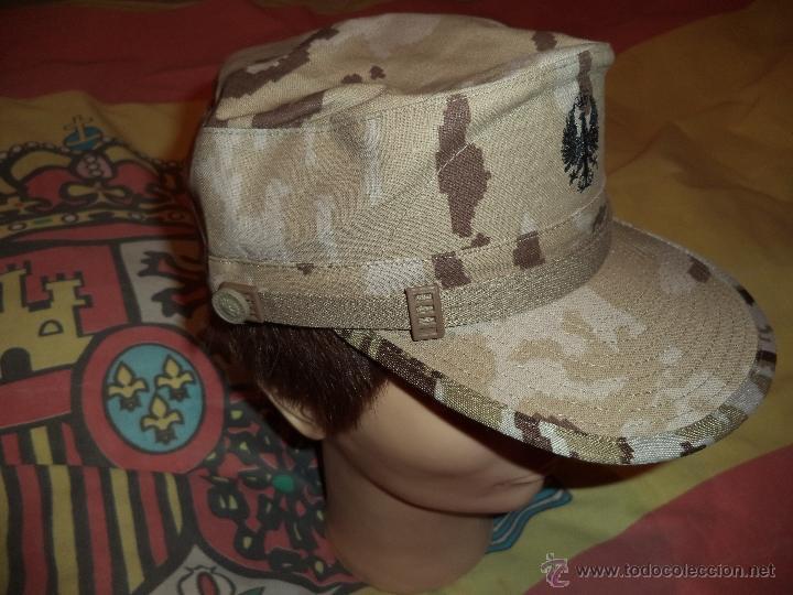 Militaria: GORRA ARIDO PIXELADO TALLA P - Foto 2 - 51631364