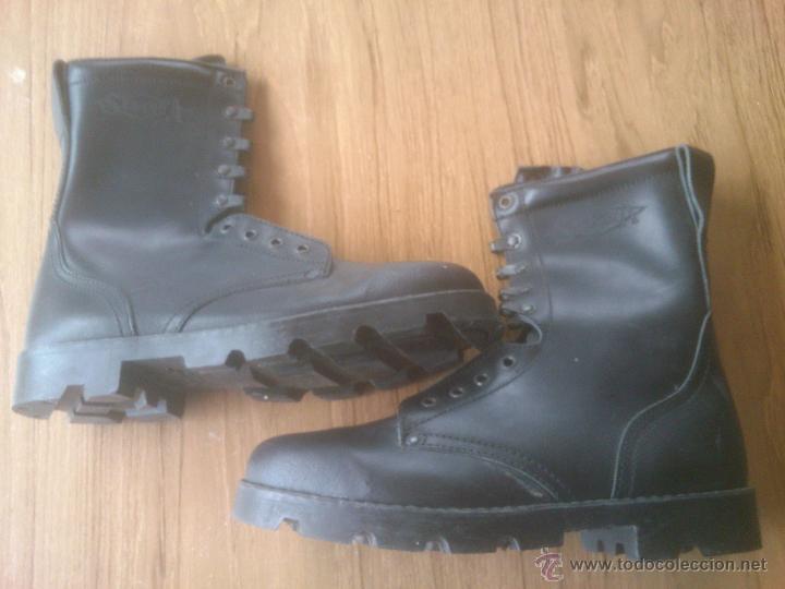 BOTAS SEGARRA TALLA 40/41.SIN/USO (Militar - Botas y Calzado)