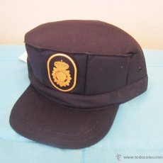 Militaria - GORRA DE SUBINSPECTOR DE LA UIP. UNIDAD DE INTERVENCION POLICIAL. MODELO ANTERIOR - 126487043