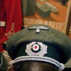 Militaria: GORRA DE OFICIAL DE SANIDAD.TERCER REÍCH. ORIGINAL. Lote 52477360
