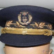 Militaria: ANTIGUA GORRA DE INGENIERO INDUSTRIAL - EPOCA DE FRANCO - FABRICADA POR LA IMPERIAL, MADRID - MIDE 5. Lote 52497227