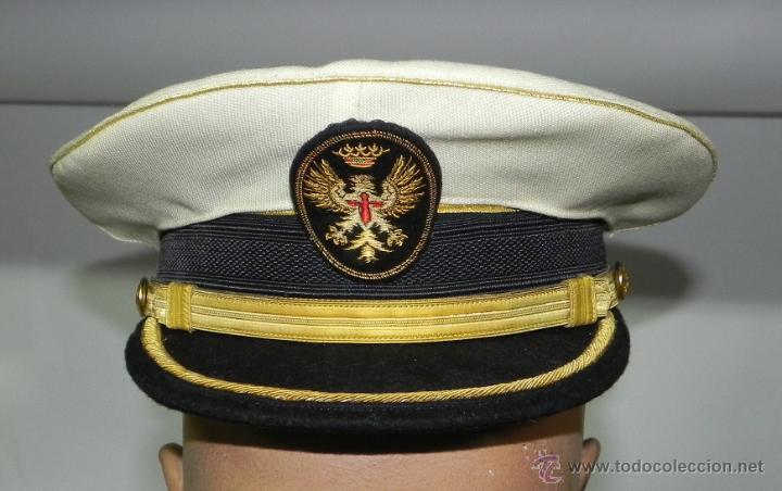 gorra para uniforme de gran gala del ejercito d - Comprar Boinas y ... e3323ec2a69