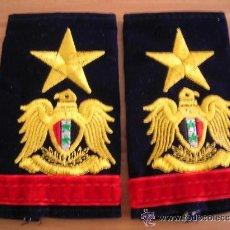 Militaria: HOMBRERAS CORONEL DEL EJERCITO SIRIO.. Lote 52546151