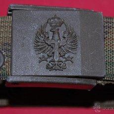 Militaria: CINTURON MILITAR EJERCITO DE TIERRA ESPAÑOL (09). Lote 52772869