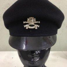 Militaria: GORRA DE PLATO INGLESA OR GLORY. Lote 52836599