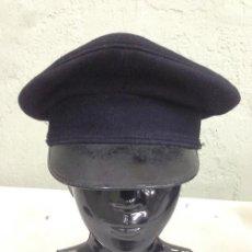 Militaria: GORRA DE PLATO INGLESA. Lote 52836851