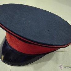Militaria: ANTIGUA GORRA EJERCITO INGLÉS FUSILERO DE NORTHUMBERLAND. NORTHUMBERLAND FUSILIERS.. Lote 52883501