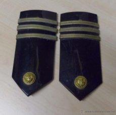 Militaria: GALONES MILITARES DE HOMBRERA (DESCONOZCO DE QUÉ CUERPO Y EL RANGO). Lote 52958819