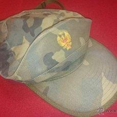Militaria: GORRA CAMUFLAJE - . Lote 53008699