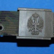 Militaria: CINTURON MILITAR EJERCITO DE TIERRA ESPAÑOL (10). Lote 53270600