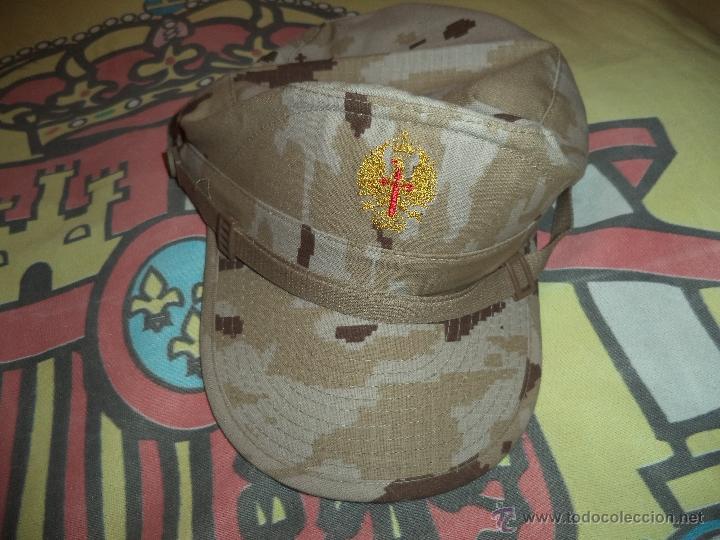 Militaria: GORRA ARIDO PIXELADO TALLA P - Foto 2 - 53399026
