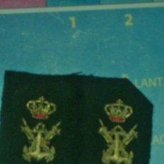 Militaria: JUAN CARLOS, INFANTERÍA DE MARINA, CUELLO. Lote 53581838