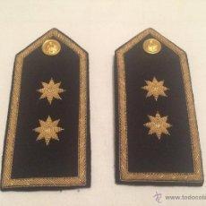 Militaria: HOMBRERAS MILITARES DE TENIENTE CORONEL. Lote 53581956