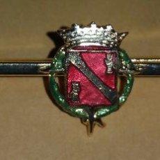 Militaria: PASADOR DE CORBATA,PISACORBATA DE LA GUARDIA DE FRANCO. Lote 54187223