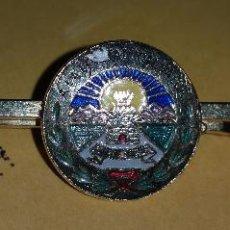 Militaria: PASADOR DE CORBATA,PISACORBATA DE INGENIEROS. Lote 54187244