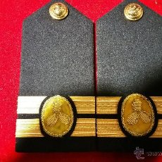 Militaria: PALAS U HOMBRERAS DE MARINA,GRAN CALIDAD. Lote 54515007