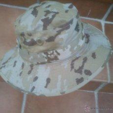 Militaria: GORRA CHAMBERGO MILITAR. MIMETIZADO ÁRIDO DESÉRTICO. TALLA GRANDE. . Lote 54599028