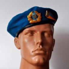 Militaria: BOINA OFICIAL DE DESFILE .UCRANIA.. Lote 54723128