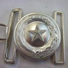 Militaria: HEBILLA COMPLETA PERFECTO ESTADO CINTURÓN DE GALA.GRATIS ENVÍO. Lote 54809603