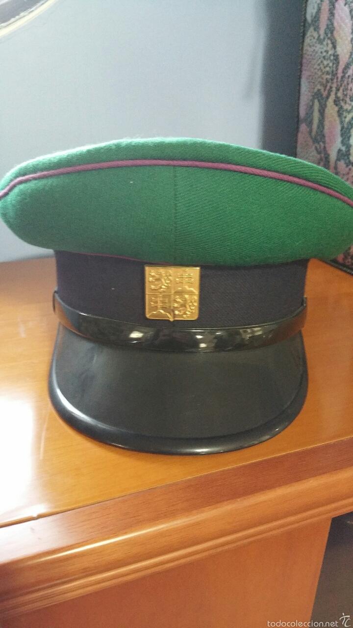 GORRA POLICIAL REP CHECA (Militar - Boinas y Gorras )