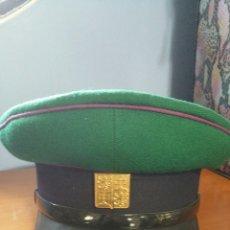 Militaria: GORRA POLICIAL REP CHECA. Lote 55055112