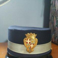 Militaria: GORRA POLICIAL ITALIA. Lote 55055250