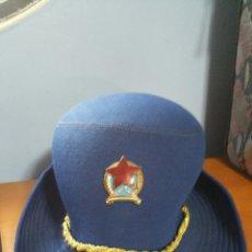 Militaria: GORRA POLICIAL HUNGRIA FEMENINA. Lote 55055569