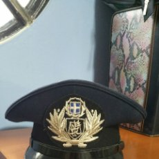 Militaria: GORRA POLICIAL GRECIA. Lote 55055661