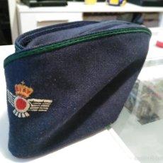 Militaria: GORRA PLATANO EJERCITO ESPAÑOL R.VALLE TALLA 56 . Lote 55160186