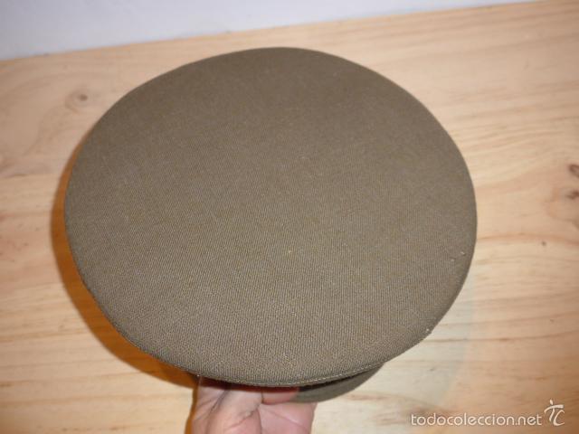 Militaria: Antigua gorra de alferez de infanteria, Republica y guerra civil, original - Foto 5 - 55244696