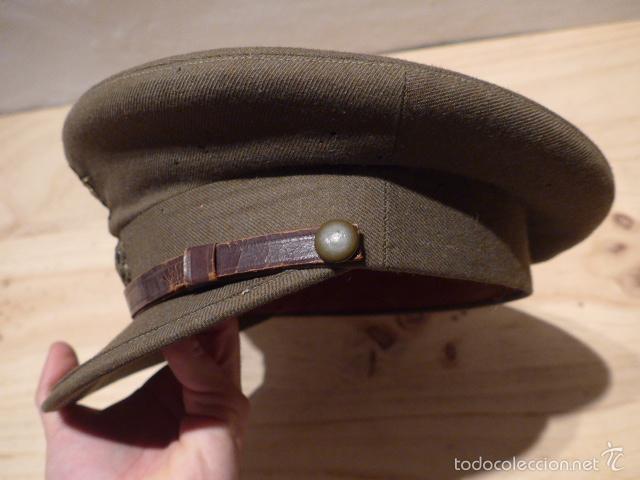 Militaria: Antigua gorra de alferez de infanteria, Republica y guerra civil, original - Foto 7 - 55244696