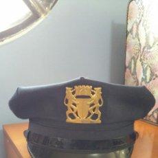 Militaria: GORRA POLICIAL SUIZA. Lote 55307338