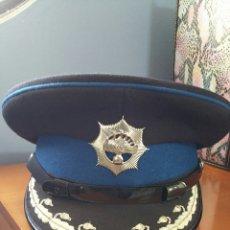 Militaria - Gorra policial Holanda - 55307455