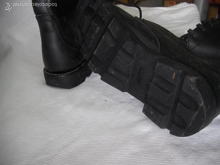 Militaria: BOTAS MILITARES ITURRI NUEVAS SIN USAR CON ETIQUETA Nº 42 - Foto 2 - 55352194