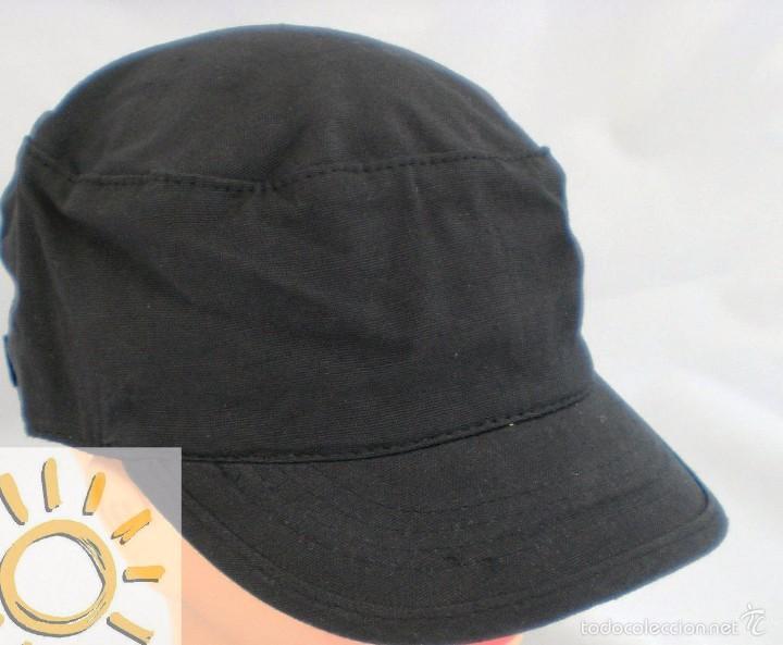 gorra visera negra 5e7a711ae5c