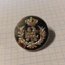 Militaria: BOTÓN EM, 22 MM. Lote 55916223