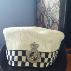 Militaria: GORRA POLICIAL FEMENINA U.K.. Lote 55944724