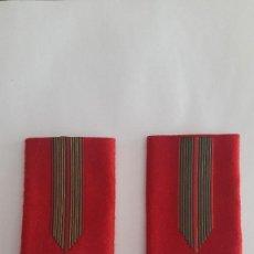 Militaria: HOMBRERAS MILITARES EMPLEO BRIGADA. Lote 56016643