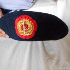 Militaria: GORRA EPOCA ALFONSO XIII. Lote 56097464