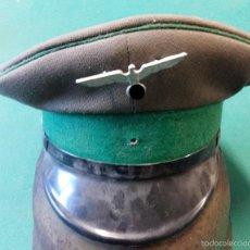 Militaria: GORRA DE PLATO ALEMANA, PARA TEATRO. Lote 56151185