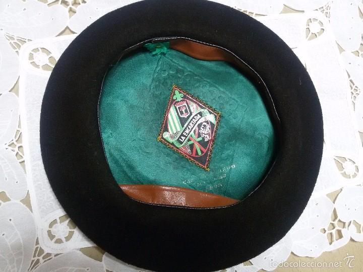 4aae2d0482146 boina marca la encartada - Comprar Boinas y gorras militares en ...