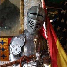 Militaria: ARMADURA DE LA CASA GRADIUS HECHA EN TOLEDO.. Lote 56507483