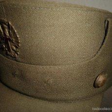 Militaria: GORRA MONTAÑERA DEL EJÉRCITO DE TIERRA. AÑOS 70S.. Lote 56545111