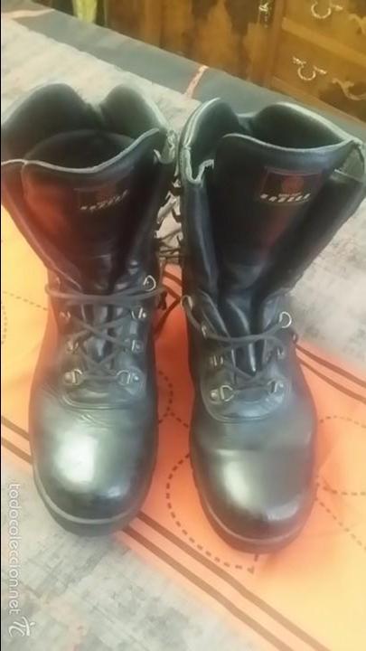 BOTAS DE POLICIA EJERCITO GUARDIA CIVIL GORE TEX (Militar - Botas y Calzado)