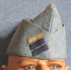 Militaria: BONNET, CALOT, GORRILLO, GORRO DE OFICIAL FRANCES DE LA 1ª GUERRA MUNDIAL 1914/1918, AÑO 1927.. Lote 56923093