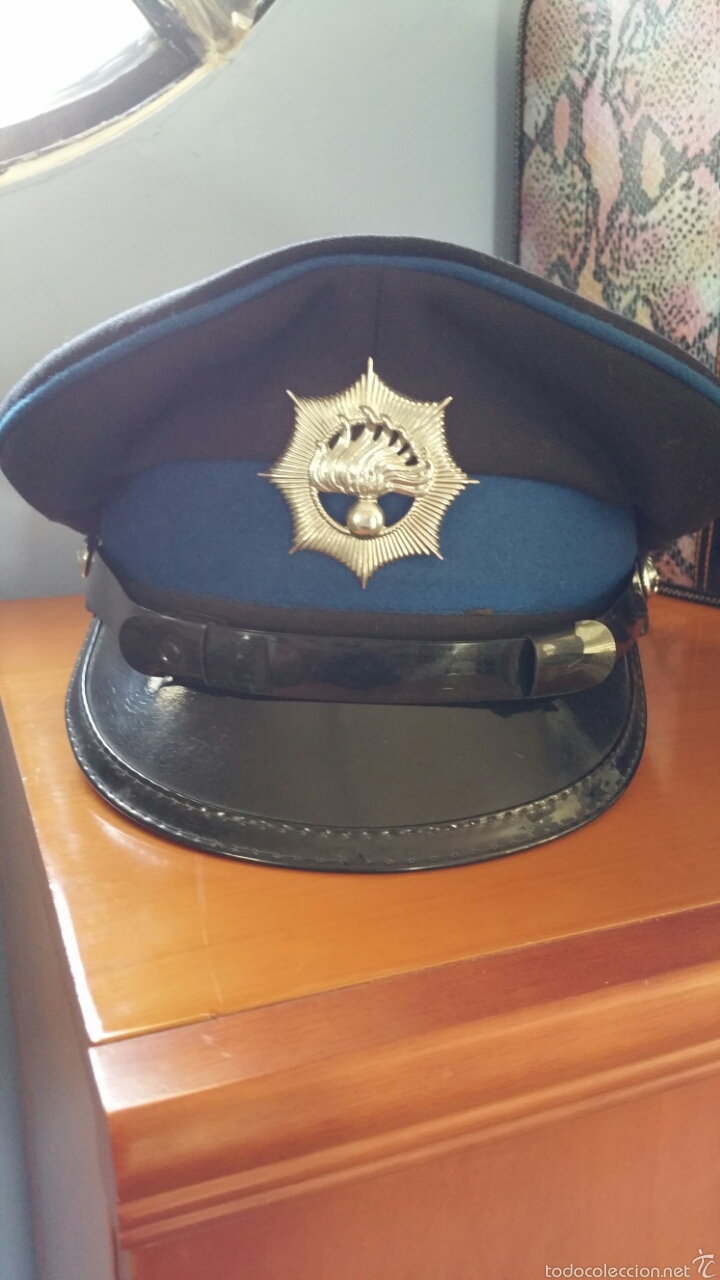 GORRA POLICIAL HOLANDA (Militar - Boinas y Gorras )