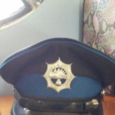 Militaria - Gorra policial Holanda - 57383946