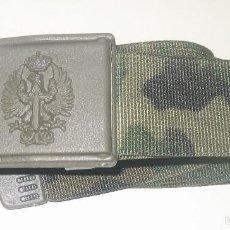 Militaria: CINTURON HEBILLA PLASTICO. Lote 57407448
