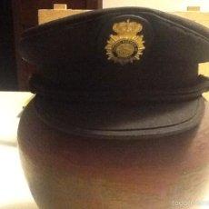 Militaria: GORRA PLATO POLICÍA NACIONAL -INDUYCO S.A.. Lote 57444597